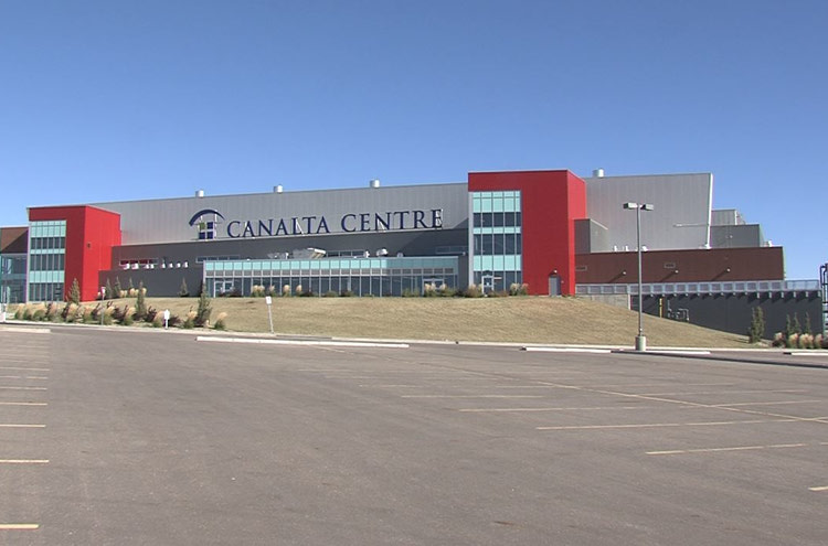 {Canalta Centre Events}